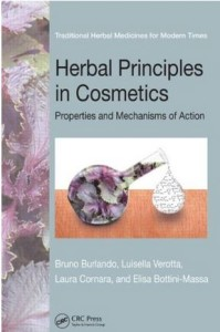 herbal principles in cosmetics